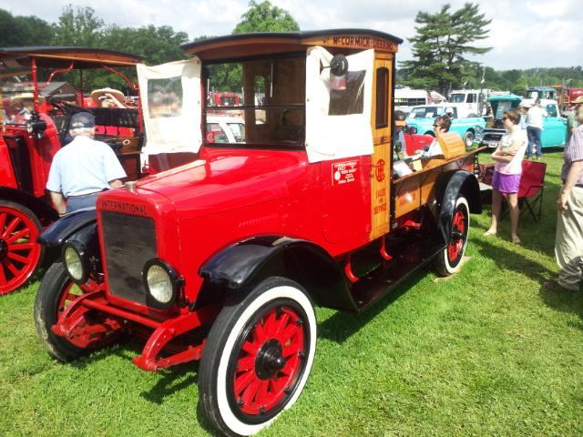 1921 1924 Veteran International Harvester Truck Registry