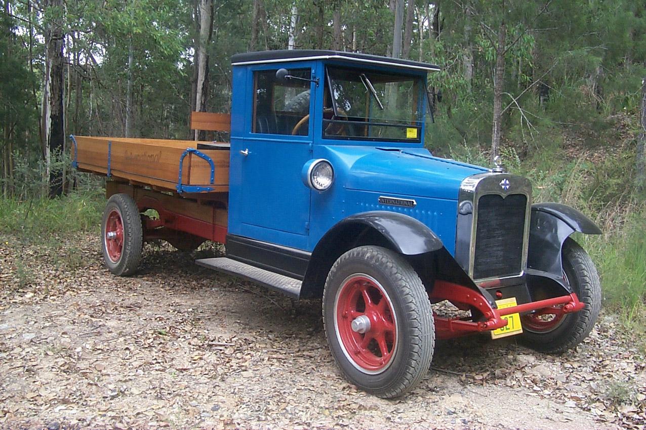 Graham Auto Mall >> 1925-1930   Veteran International Harvester Truck Registry