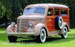 1938 D-2 Woodie