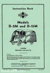 D-2M & D-15M instruction book