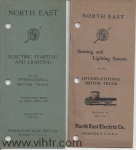 North east Starter Books x 2