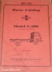 Model C-300 parts catalog MT-33