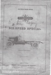 six speed special cover